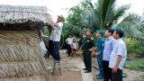 Các địa phương trong tỉnh Long An triển khai biện pháp phòng, chống bão