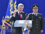 Tổng thống Ukraine Poroshenko đề xuất ban bố tình trạng chiến tranh