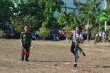Hơn 600 vận động viên tham gia Hội thao Giáo dục quốc phòng và an ninh học sinh THPT năm 2018