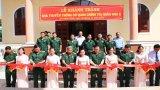 Long An: Khánh thành Nhà truyền thống Cơ quan Chính trị Quân khu 8