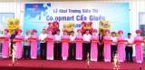 Saigon Co.op khai trương siêu thị Co.opmart thứ 3 tại Long An