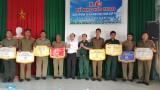 Trường THPT Thủ Thừa đoạt giải nhất toàn đoàn Hội thao Quốc phòng – an ninh học sinh THPT năm 2018