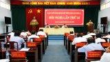 Hội nghị Tỉnh ủy Long An lần thứ 14: Nhiều nhiệm vụ, giải pháp đề ra trong năm 2019