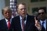 Mỹ bổ nhiệm trưởng đoàn đàm phán thương mại với Trung Quốc