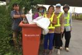 Chuyện về những người tình nguyện nhặt rác, bảo vệ môi trường
