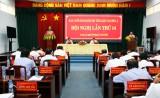 Thông báo Kết quả Hội nghị lần thứ 14, Ban Chấp hành Đảng bộ tỉnh Long An, khóa X (nhiệm kỳ 2015 - 2020)