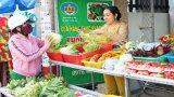 Khai trương cửa hàng rau sạch tại Lạc Tấn