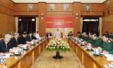 Giới thiệu nhân sự cán bộ Quân đội quy hoạch Ban Chấp hành Trung ương