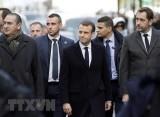 """Tổng thống Pháp Macron kêu gọi phe đối lập có """"trách nhiệm"""""""