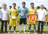 Đội bóng Dương Xuân Hội vô địch giải bóng đá truyền thống huyện Châu Thành