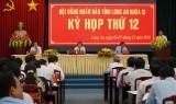 Chất lượng kỳ họp HĐND tỉnh tiếp tục được nâng lên