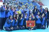 Long An giành 2 huy chương vàng Đại hội thể dục thể thao toàn quốc