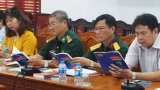 Triển khai văn bản pháp luật được thông qua tại kỳ họp thứ 5, Quốc hội khóa XIV