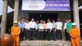 Tổng Công ty Điện lực miền Nam trao 2 nhà tình nghĩa tại Tân Hưng