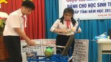 Long An: 18 dự án đoạt giải Cuộc thi Khoa học kỹ thuật dành cho học sinh trung học cấp tỉnh