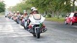 Ra quân bảo đảm trật tự, an toàn giao thông dịp Tết Dương lịch và Tết Nguyên đán Kỷ Hợi