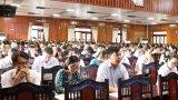 Long An: Học tập, quán triệt triển khai thực hiện các nội dung Hội nghị Trung ương 8 khóa XII