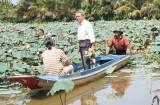 Gắn nông nghiệp với phát triển du lịch