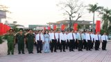 Viếng Nghĩa trang liệt sĩ tỉnh nhân Ngày thành lập Quân đội nhân dân Việt Nam