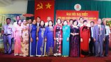 Bà Lê Thị Thu Hồng được bầu làm Chủ tịch Hội Nạn nhân chất độc da cam/dioxin tỉnh Long An