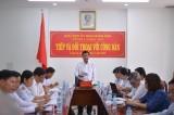 Chủ tịch UBND tỉnh Trần Văn Cần tiếp và đối thoại công dân