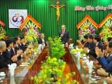 Phó Thủ tướng chúc mừng Noel 2018 tại Tòa Giám mục Phát Diệm