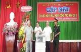 Huyện Châu Thành họp mặt kỷ niệm Ngày Thành lập Quân đội Nhân dân Việt Nam