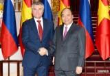 Hợp tác dầu khí tiếp tục là trụ cột quan trọng của hợp tác Việt–Nga