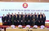 Lễ ra mắt và Phiên họp thứ nhất của Ủy ban Quốc gia ASEAN 2020
