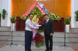Phó Chủ tịch UBND tỉnh Long An chúc mừng Giáng sinh tại Chi hội Tin lành Tân An