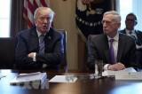 Bất đồng giữa Tổng thống Mỹ và Bộ trưởng Quốc phòng