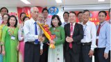 Bà Võ Thị Dễ tái đắc cử Chủ tịch Hội Y học tỉnh khóa II, nhiệm kỳ 2018 – 2023