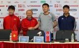 """ĐT Việt Nam - ĐT CHDCND Triều Tiên: """"Mài gươm"""" chờ Asian Cup 2019"""