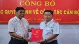 Ông Phạm Văn Đô được giao quyền Chánh Thanh tra tỉnh Long An