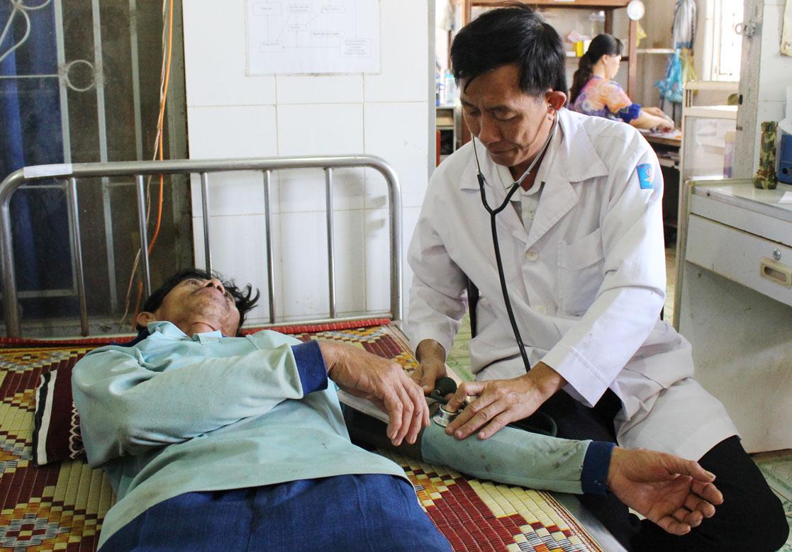 Phát triển mạng lưới y tế cơ sở giúp người dân tiếp cận dịch vụ y tế tại cộng đồng
