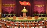 Thông cáo ngày làm việc thứ hai Hội nghị Trung ương 9