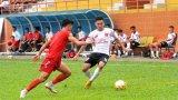 Long An thua ngược TP. Hồ Chí Minh với tỷ số 1-2
