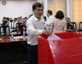 Kết quả lấy phiếu tín nhiệm Ủy viên Ban Thường vụ Thành ủy Tân An, tỉnh Long An nhiệm kỳ 2015-2020