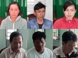 Chiếm đoạt vé số trúng độc đắc, 6 đối tượng bị khởi tố