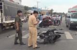 Có 27 người chết vì tai nạn giao thông ngày đầu nghỉ Tết Dương lịch