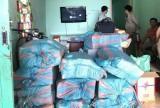 Cảnh sát đột nhập thu giữ nửa tấn pháo lậu và nhiều vũ khí nóng