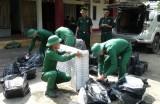 Đồn Biên phòng Cửa khẩu Quốc tế Bình Hiệp tăng cường chống buôn lậu dịp Tết