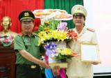 Đại tá Lê Hồng Nam được bổ nhiệm làm Giám đốc Công An tỉnh Long An
