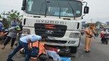 Tài xế tông hành loạt xe máy tại Ngã tư Bình Nhựt đã ra trình diện