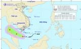 Bão số 1 giật cấp 10 sẽ tiếp tục mạnh thêm, cách Côn Đảo và Cà Mau 270 km