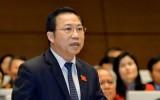 Bộ Nội vụ trả lời chất vấn về việc luân chuyển Phó Chủ tịch Cần Thơ