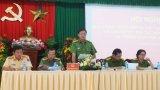 Công an tỉnh Long An thực hiện tốt giải quyết các thủ tục hành chính