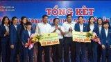 Đội bóng chuyền nữ VTV Bình Điền Long An được thưởng gần 450 triệu đồng