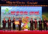 """""""Lễ hội cầu mùa của dân tộc Sán Chay"""" là di sản văn hóa phi vật thể"""