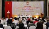 Khai mạc Hội nghị Ủy ban Trung ương Mặt trận Tổ quốc Việt Nam lần 9
